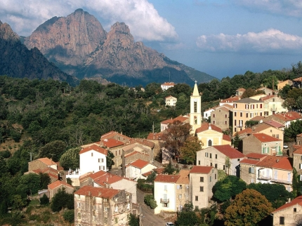 Captivating Corsica with Active Journeys - escorted adventure travel or self-guided adventure travel tours and holidays