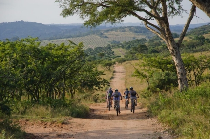 South Africa Kruger and Beyond by Bike with Active Journeys - escorted adventure travel or self-guided adventure travel tours and holidays