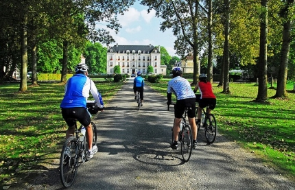 Premium Tour Cycling in Burgundy with Active Journeys - escorted adventure travel or self-guided adventure travel tours and holidays