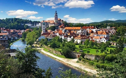 Czech It Out - Cycling Tour with Active Journeys - escorted adventure travel or self-guided adventure travel tours and holidays