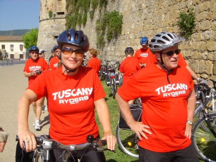 Southern Tuscany Cycling with Active Journeys - escorted adventure travel or self-guided adventure travel tours and holidays