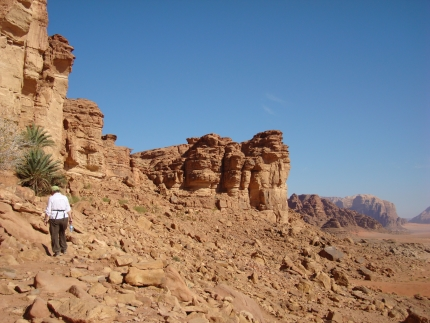 Jordan - On your own with Active Journeys - escorted adventure travel or self-guided adventure travel tours and holidays