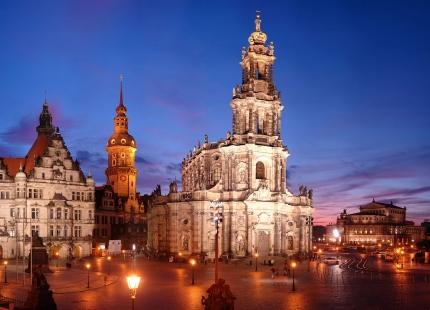 Prague to Dresden Along the Elbe with Active Journeys - escorted adventure travel or self-guided adventure travel tours and holidays