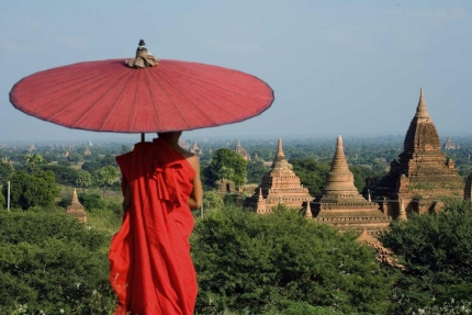 Myanmar Adventure with Active Journeys - escorted adventure travel or self-guided adventure travel tours and holidays