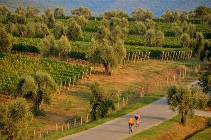 Premium Tour Southern Tuscany cycle with Active Journeys - escorted adventure travel or self-guided adventure travel tours and holidays