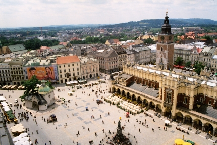 Budapest to Krakow with Active Journeys - escorted adventure travel or self-guided adventure travel tours and holidays