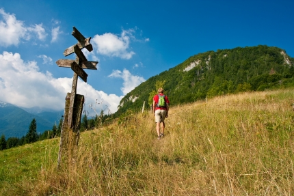 Slovenian Lake District with Active Journeys - escorted adventure travel or self-guided adventure travel tours and holidays